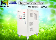 PSA Oxygen Generator Industrial Oxygen Machine Built - In Oil Free Air Compressor
